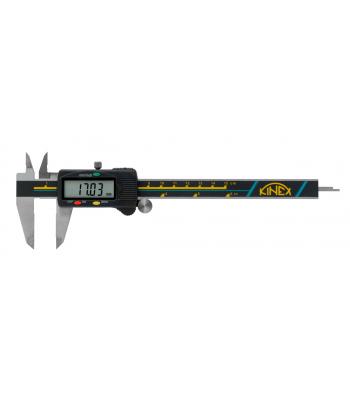 Digitální posuvné měřítko KINEX, 150 mm, DIN862