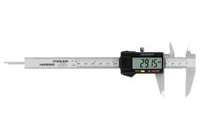 Digitální posuvné měřítko pro leváky KINEX, 150/40mm, DIN862