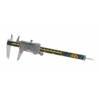 Digital caliper, DIN 862