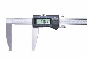 Digitální posuvné měřítko KINEX 600/100 mm, DIN862 , II.jakost