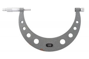 Mikrometr třmenový KINEX 100-200mm/0,01mm, II.jakost, ČSN251420, DIN863