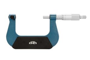 Mikrometr třmenový na závity KINEX 0-25mm/0,01mm, DIN863