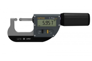 Digitální mikrometr S_Mike PRO BT 0-30 mm IP67 SIS (803.0306)