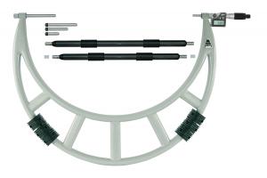 Digitální mikrometr třmenový KINEX 0-100mm, 0,003mm, DIN863