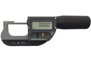 Digitální mikrometr nožový S_Mike PRO BT 0-25 mm IP67 SIS, 0,75x6,5mm (803.0308.10)