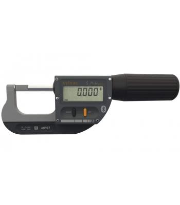 Digitální mikrometr nožový S_Mike PRO BT 25-60 mm IP67 SIS, 0,75x6,5mm (0903.0602.99)