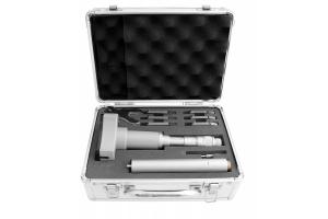 Mikrometr dutinový třídotekový (dutinoměr) KINEX 50-63 mm/0,005mm, DIN863