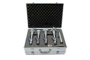 Sada digitálních třídotekových mikrometrů (dutinoměrů) KINEX - 6-12mm, DIN863, IP54