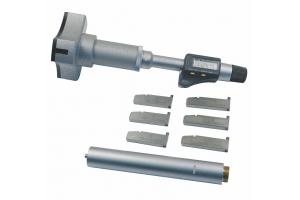 Digitální mikrometr třídotekový (dutinoměr) KINEX 62-75 mm, DIN863, IP54