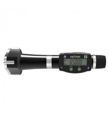 Třídotekový mikrometr Sylvac XT3D BT 100-125mm - včetně nast. kroužku (950.6022)