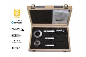 Sada digitálních dutinoměrů s Bluetooth SYLVAC SXT3D BT Ø 2-6mm, včetně nastavovacích kroužků (951.6102)