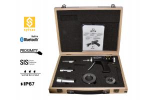 Sada třídotekových pistolových dutinoměrů SYLVAC SXT3H BT Ø 2-6mm včetně nastavovacích kroužků (955.6102)