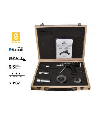 Sada třídotekových pistolových dutinoměrů SYLVAC SXT3H BT Ø 10-20mm včetně nastavovacích kroužků (955.6104)