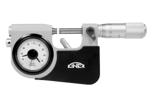 Pasametr (mikropasametr) KINEX 0-25mm, 0,001mm, DIN863