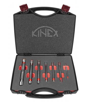 Sada mezních válečkových kalibrů KINEX