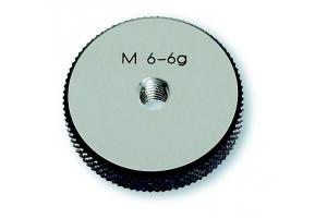 Kroužek mezní závitový KINEX M4(0,7)-6h dobrý, DIN13