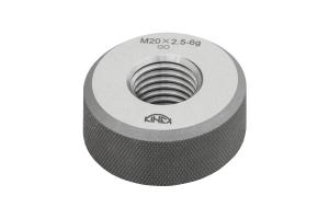 Kroužek mezní závitový KINEX M40x1,5-6g, dobrý