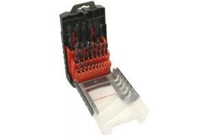 Sada vrtáků 25 dílná 1,00-13,00x0,5mm RNHSS pasivovaná, plastový box (SV1121RNHSS-25P)