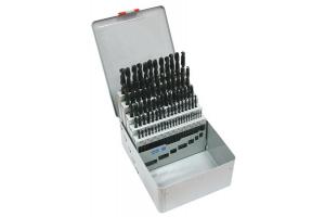 Sada vrtáků 81 dílná 2,00-10,00x0,1mm RNHSS pasivovaná, kovový box (SV1121RNHSS-81K)