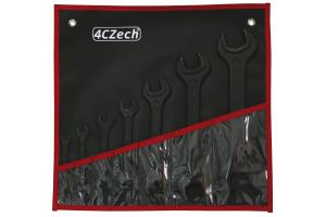 Sada klíčů 7dílná, DIN 895 ve vinylovém pouzdře (5,5x7/8x10/11x12/13x16/18x21/24x27/30x34mm) (4CZ-895-507)