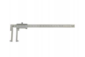 Posuvné měřítko pro kontrolu brzdových bubnů 40-300mm, 0,05mm, nerezová ocel (0252201)