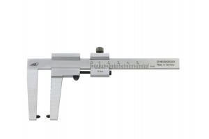 Posuvné měřítko pro kontrolu brzdových kotoučů aut 0-50mm, 0,05 (0253301)