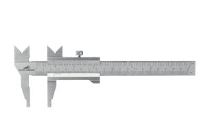 Posuvné měřítko na měření roztečí 0 - 150mm (0261516)