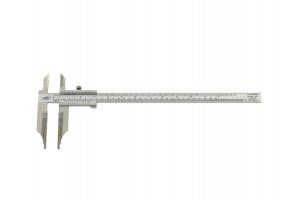 Posuvné měřítko na vnější zápichy 300mm, chromované, nerezová ocel, 0,05mm (0262503)