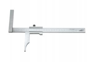 Posuvné měřítko pro nastavení frézy 0-200mm/0,05 (0268518)
