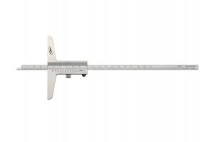 Posuvné měřítko nerezové 500mm/250mm/0,05mm, DIN862 (0282208)