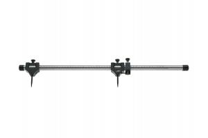 Kružidlo ploché s jemným stavěním 500mm, 0,1mm, pr. 20mm (0317101)