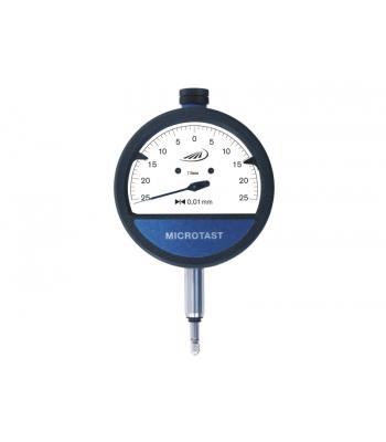 Úchylkoměr přesný pro porovnávací měření 0,5 mm, 0,01, DIN879 (0712121)