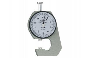 Mikrometrický tloušťkoměr 0-30mm, délka ramene 50mm, 0,1 (0718105)