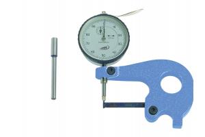 Úchylkoměr pro měření tloušťky stěn trubek 0-10mm, 0,01 (0720102)