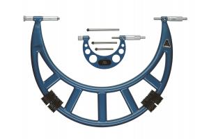Mikrometr třmenový Helios Preisser 1000-1200mm/0,01mm (0819519)