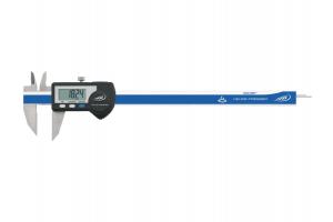 Digitální posuvné měřítko s vnějšími měřícími plochami s karbidovými hroty 0-200mm, 0,01, 33mm, IP67 (1326912)