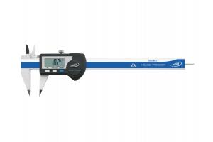 Digitální posuvné měřítko se špičatými čelistmi 0-150mm, 0,01, 40mm, IP67 (1326916)