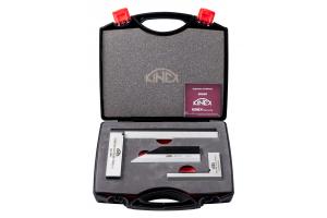Sada měřidel KINEX v kufru (4001-03-075, 4003, 1061-07-100)