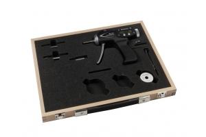 Sada třídotekových pistolových dutinoměrů Bowers XT3, Bluetooth 2-6mm (SXTH1M-BT)