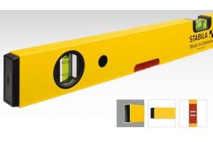 STABILA 02149 - Vodováha 120cm magnetická, 2x libela, Typ 70 M
