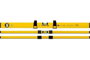 STABILA 14111 - Vodováha 80cm 2x libela, přesnost 0,5mm/m, Typ 70 MAS