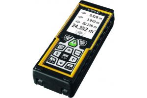 STABILA 18562 - Měřič vzdálenosti, dálkoměr laserový LD520 do 200m