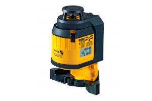 STABILA 18702 - 360° - LAX 400 - Samonivelační laser liniový, křížový a laserová olovnice