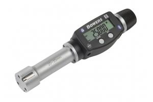 Digitální dutinoměr s ráčnou Bowers XT3, Bluetooth - 25-35mm (XTD25M-BT)