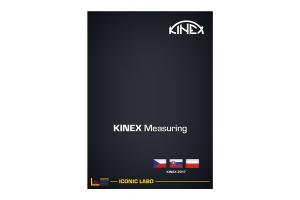 Katalog měřicích nástrojů KINEX 2018