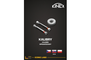 Katalog kalibrů KINEX 2018